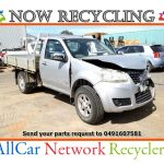 Great Wall X240 K2 Cab Chassis February 2012